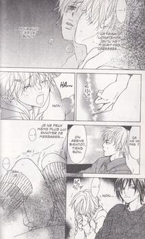 Fiche Manga - Deep sex