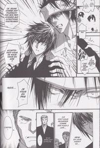 Fiche Manga - No Secret