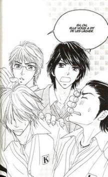 Fiche Manga : Miyo