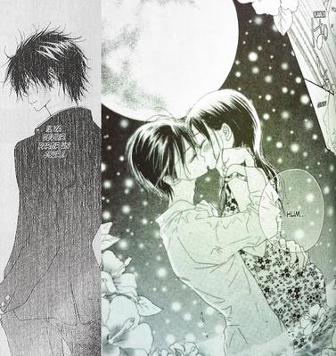 Fiche Manga - Kiss Hug