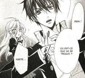 Fiche Manga - Kiss of Rose Princess