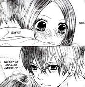 Fiche Manga : Ne me repousse pas