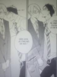 Fiche Manga - Sleeping Lovers