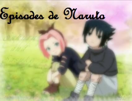 Episodes de Naruto