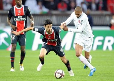 Football: Dijon à surpris Paris
