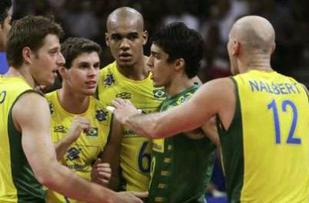 Volley: Le Brésil ne suit plus