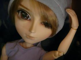 presentation de mes dolls: