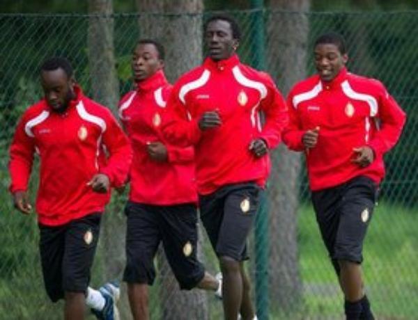 Treize joueurs à la reprise des entraînements du Standard
