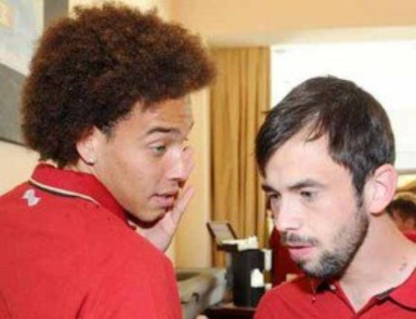 Axel Witsel pratiquement à Benfica