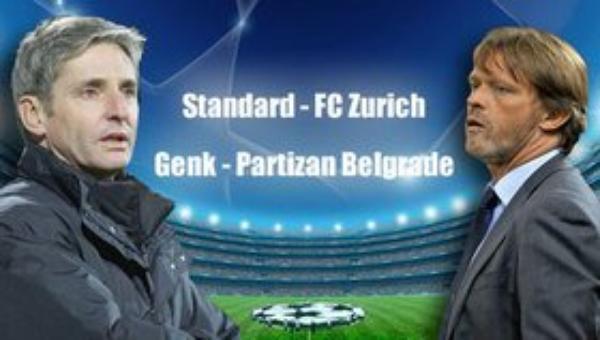 C1 : La qualif' passera par Belgrade et Zurich