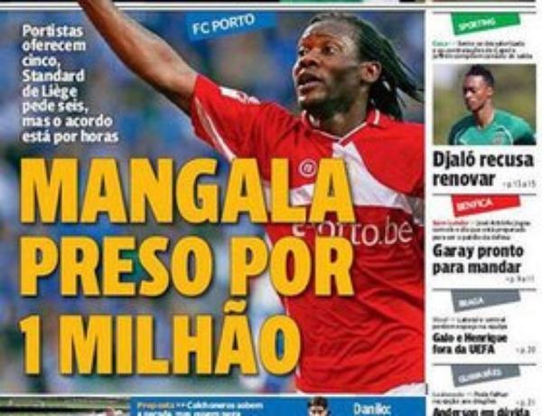 Quand un journal portugais confond Mangala avec Nong