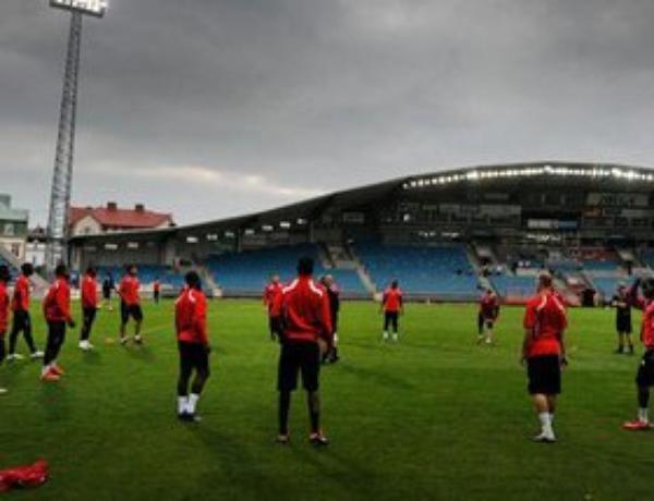 Helsinborgs - Standard : 1-3