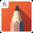 L'évolution d'un jour ~ Sur une application de dessin :  Autodesk SketchBook