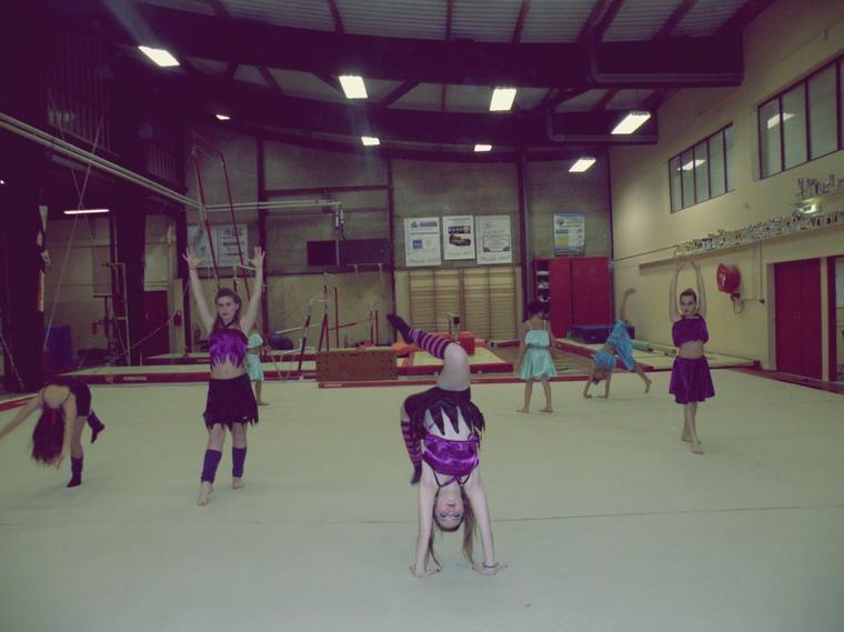 Plus qu'un sport, et mieux qu'une passion, une vie. La Gymnastique Artistique Féminine. ♥