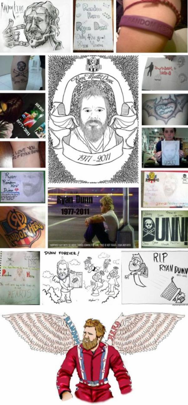 En mémoire de Dunn - Les Fans (Nous !)