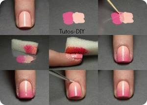 DIY MANICURES ♥