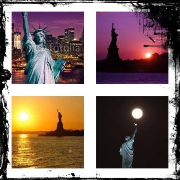 La statue de la liberté <3