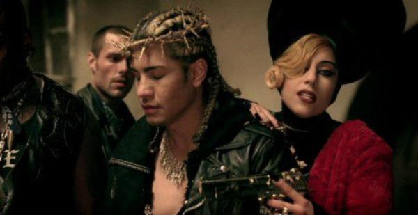"Lady Gaga ""Judas"""