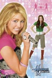 Miley Cyrus / Hannah Montana - Bel exemple !!!!