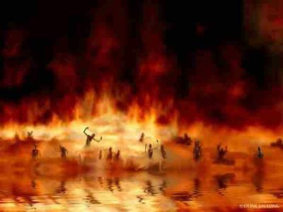 Un trou vers l'Enfer découvert en 1989 ?