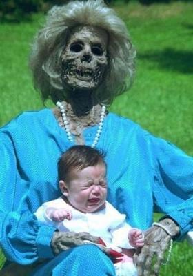 Quand les dégénérés prennent en photo leurs enfants...