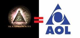 Symboles Illuminati dans les chaînes infos