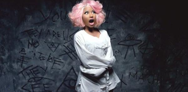 "B.O.B feat Nicki Minaj ""Out of My Mind"""