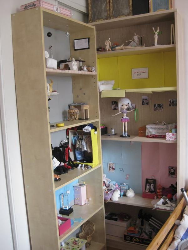 une photo de la dollhouse