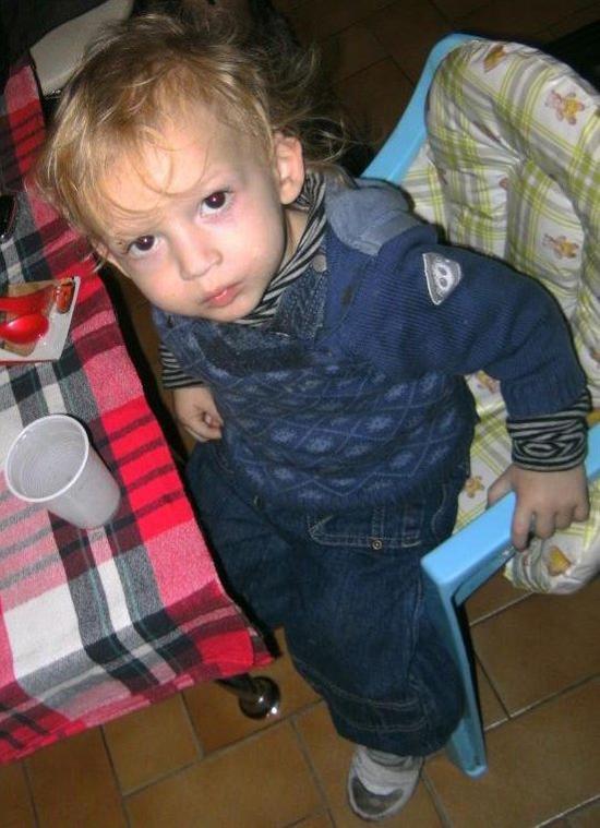 mon petite neveu