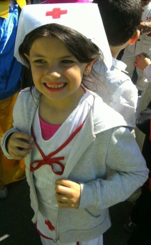 ma fille le carnaval 2015