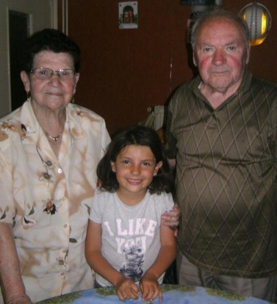 moi et mon papa et ma maman et mon homme et ma fille