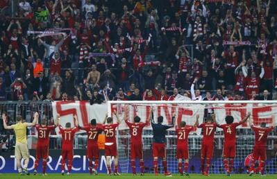 Bayern-Barça : 4-0 !! Mais où est le Barça ?