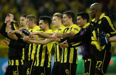 Dortmund - Real : 4-1 : Merci Lewandowski !!