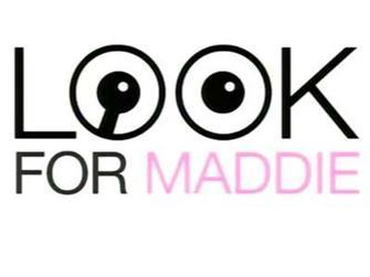 L'oeil droit de  Madeleine McCann