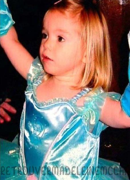 Jeudi 12 Mai 2010  Anniversaire de Madeleine - Sept ans