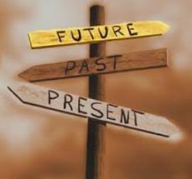 Passé, présent, futur...