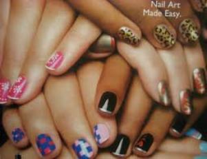 le nail art