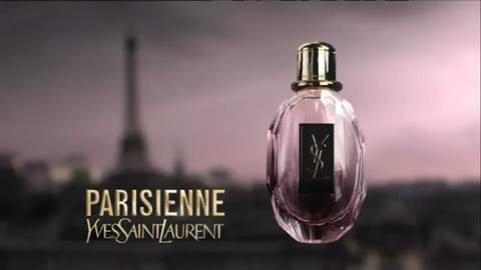 Parisienne - Yves Saint Laurent