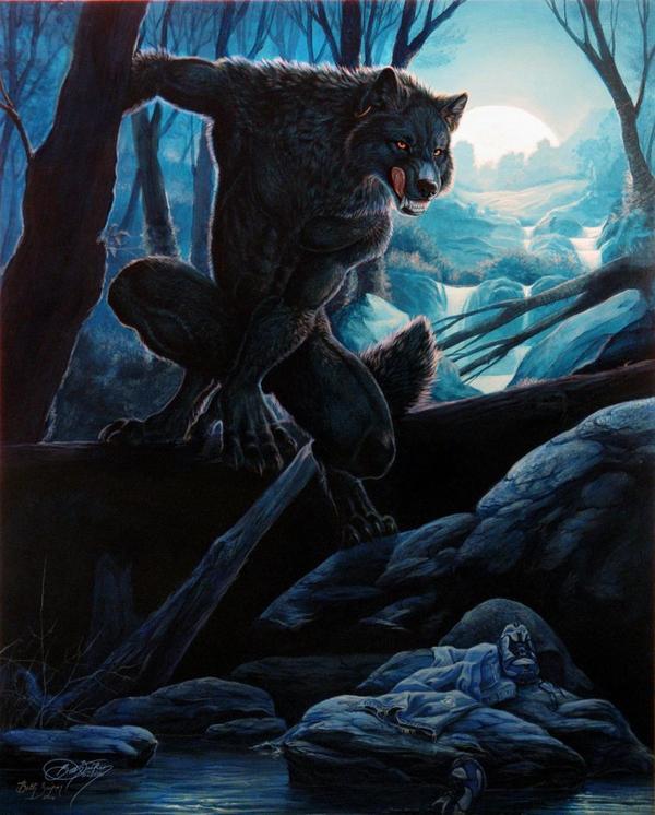Spécial halloween: La légende du loup-garou