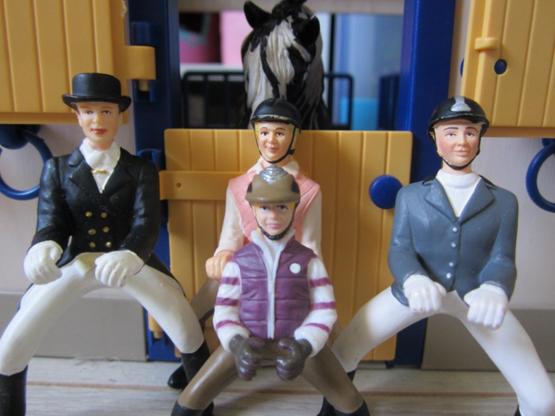 Les cavaliers du Domaine