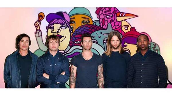 Maroon 5 invite ses fans dans son nouveau clip : Daylight