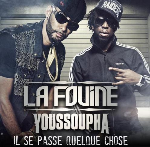 La Fouine en duo avec Youssoupha