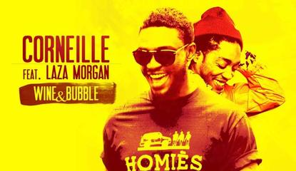 "Nouveau clip de Corneille & Laza Morgan - ""Wine & Bubble"""