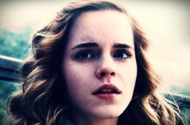 J'ai tout appris dans les livres. Mais il y a des choses beaucoup plus importantes, le courage, l'amitié... #Hermione.