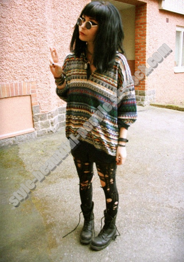 Je vie dans le présent, vois dans le futur et m'habille dans le passé Je suis Vintage .