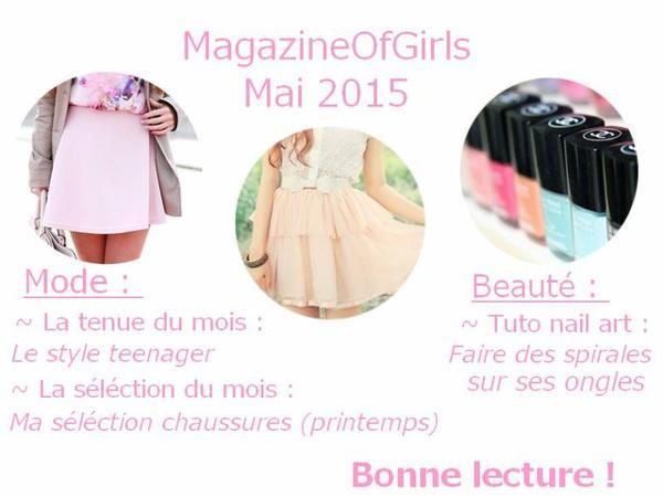 Sommaire (mai 2015)