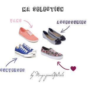 Ma sélection chaussures