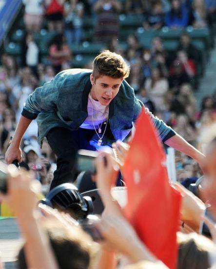 Justin Bieber : Believe Tour, une série de concerts très sexy