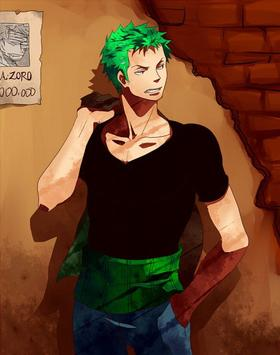 ★ Interview #1 : Roronoa Zoro