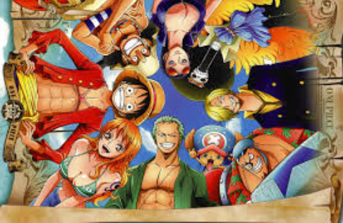 ONE PIECE EN FORCE!!!!!:D